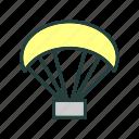 game, para shoot, paragliding, sports