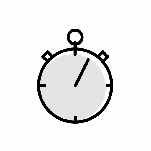 colored, excercise, sport, stopwatch, time, timer, watch icon