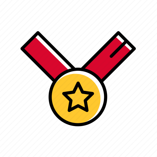 champion, colored, excercise, olympic, sport, win, winner icon