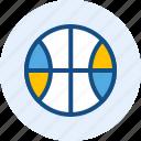 ball, basket, sport, round
