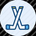 ice, skate, sport, stick
