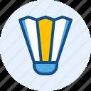 shuttlecock, sport, badminton, game