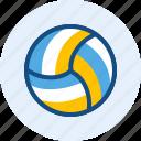 ball, sport, voley, game