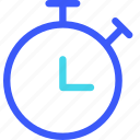 25px, iconspace, stopwatch icon