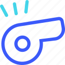 25px, iconspace, whistle icon