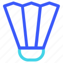 25px, iconspace, shuttlecock icon