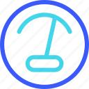 25px, iconspace, speedometer icon