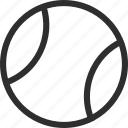 iconspace, tennis, ball, 25px