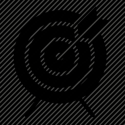 Archery, goal, sport, target icon - Download on Iconfinder