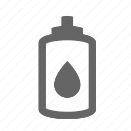 bottle, drink, drop, gym, sports, water icon