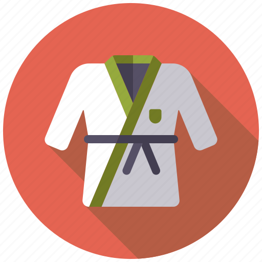 black belt, combat sports, equipment, judo, sports, sports wear, taekwondo icon