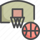 ball, basketball, game, goal, olympic, sport, sports icon