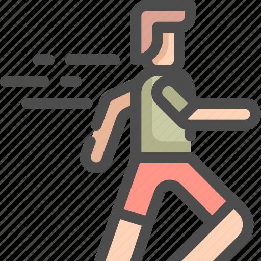 olympic, run, runner, running, sport, sports icon