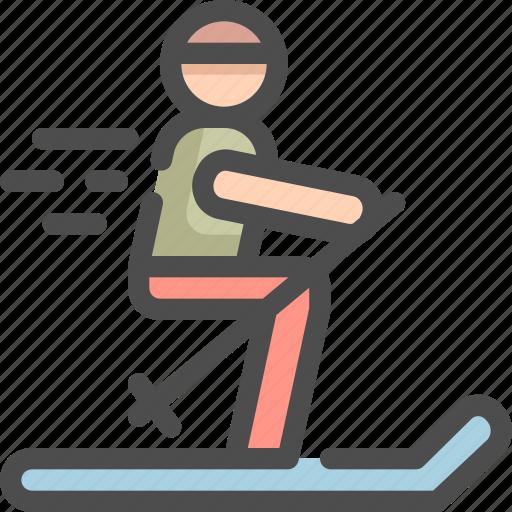 olympic, ski, sport, sports, winter icon