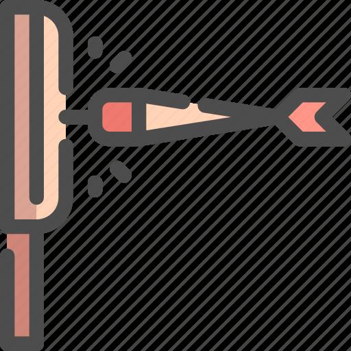 aim, arrow, darts, olympic, sport, sports, target icon