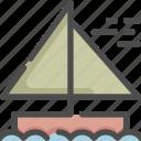 boat, olympic, sailboat, ship, sport, sports