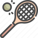 ball, olympic, racket, sport, sports, tennis icon