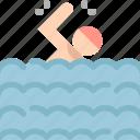 game, olympic, sport, sports, swim, swimming