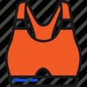 bar, chart, clothes, sport, sports, statistics, underwear icon