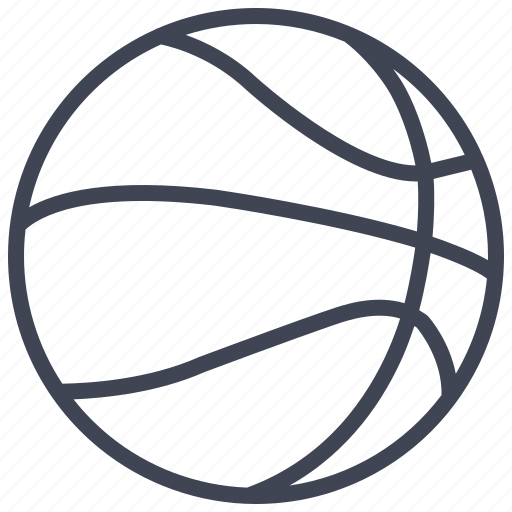 Basketball, ball, game, play, sport, sports icon - Download on Iconfinder