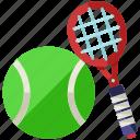 ball, game, racket, raquet, sports, tennis