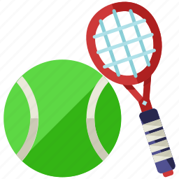 ball, game, racket, raquet, sports, tennis icon