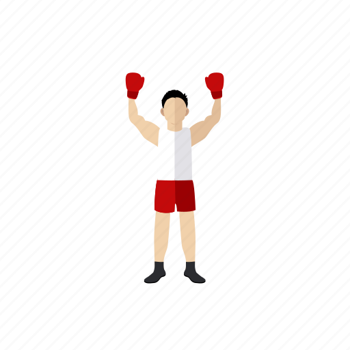 activity, box, exercise, fight, hand, sport, trainer icon