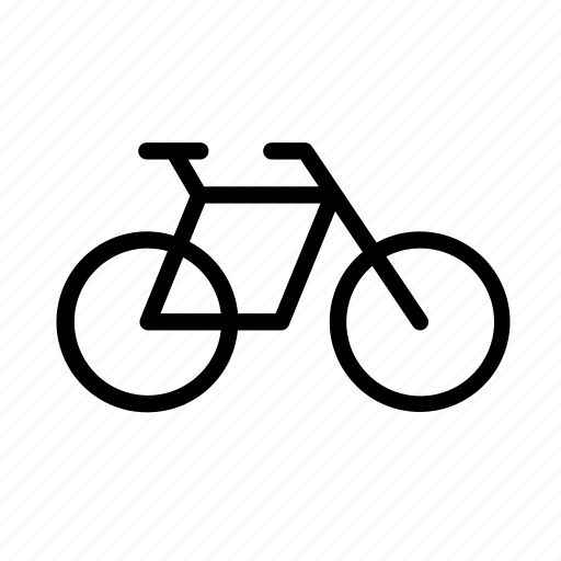 bicycle, bike, cycle, machine, velocipede, wheel icon