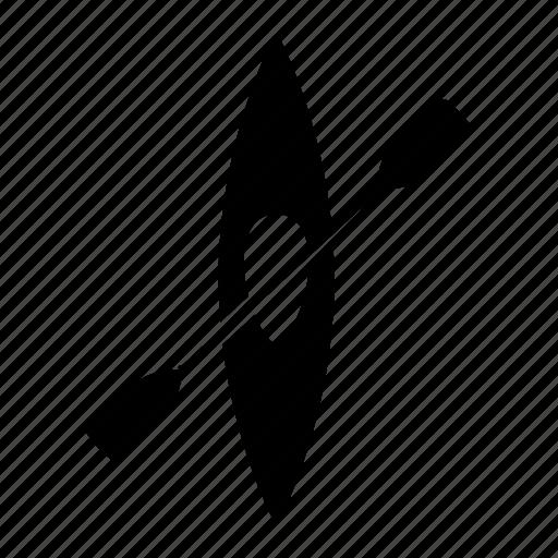 kayak, olympics icon