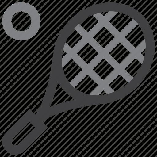 racket, smash, tennis icon