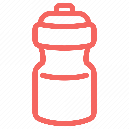 bottle, gym, sports, water, water bottle, workout icon