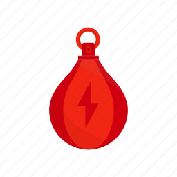 bag, ball, boxing, boxing ball, boxing equipment, equipment, sport icon