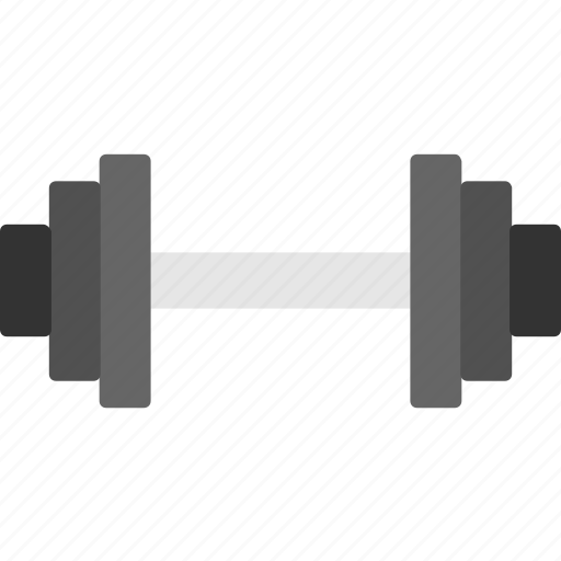 barbell, dumbbell, fitness, halteres, weightlifting icon