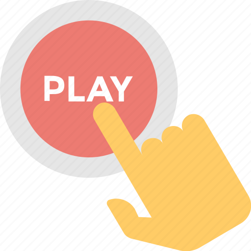 gesture, hand, play, play game, videogame icon