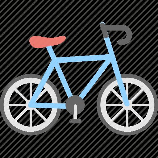 bicycle, bike, cycle, racing, sports icon