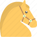 animal, horse, horse riding, riding, safari icon