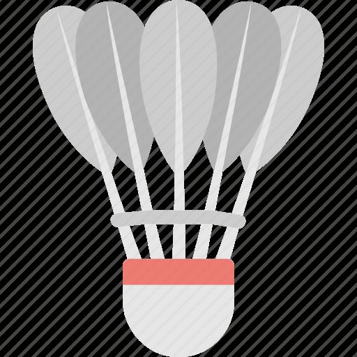 badminton, birdie, game, shuttlecock, sports icon