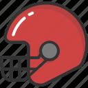 bats man helmet, head helmet, helmet, sports equipment, sports helmet