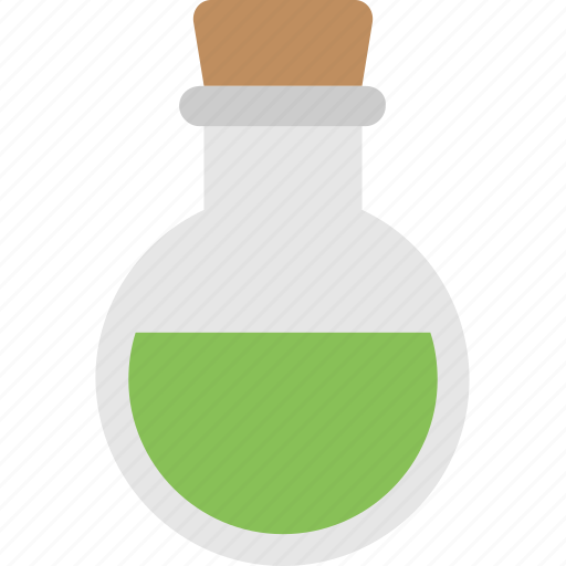 chemical, chemistry, flask, lab, research icon