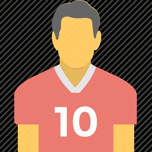 athlete, avatar, player, sportsman, sportsperson icon