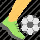 football, player, soccer, sports, sportsman