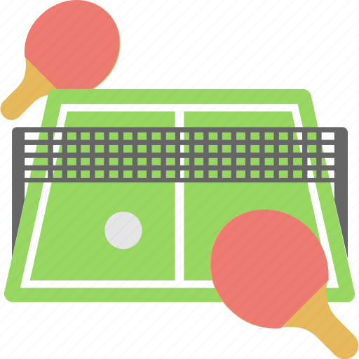 ball, ping pong, racket, sports, table tennis icon