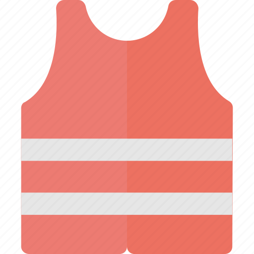 clothing, fashion, life jacket, sleeveless, vest icon
