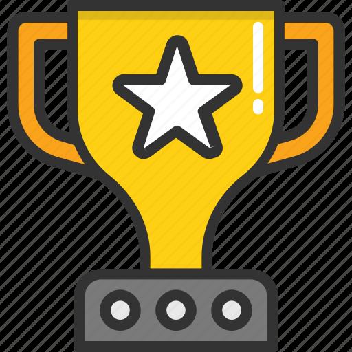 award, champion, champion trophy, prize, winner icon