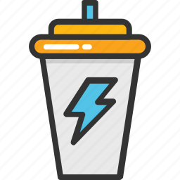 drink, energy drink, juice, power drink, sports drink icon
