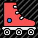 outdoor sports, roller skates, shoe, skate, skate shoe, skateboarding, skating sports