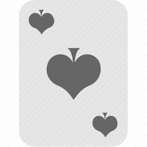 casino, gambling, heart card, playing card, poker icon