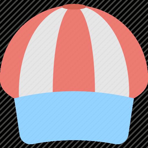 baseball cap, fashion, hat, summer, uniform icon