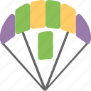 air balloon, hot air balloon, parachute, transport, travel icon