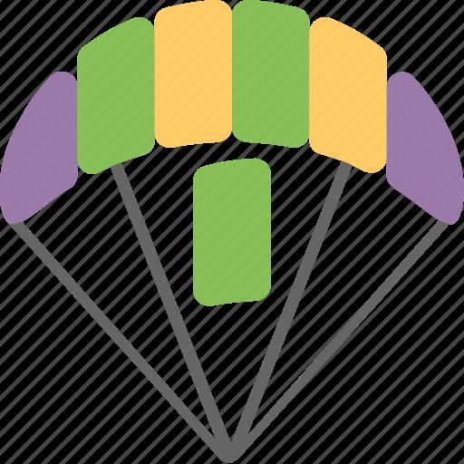 air balloon, hot air balloon, parachute, transport, travel icon